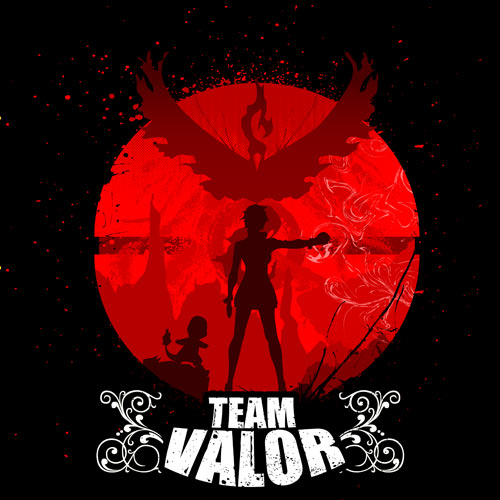 Pokemon GO - Team Valor