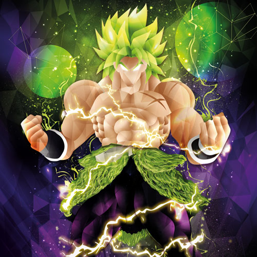 Rage of GohanBroly